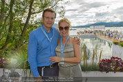 Beachvolleyball VIPs - Centrecourt Klagenfurt - Fr 01.08.2014 - Hans MAHR, Katja BURKHARDT19
