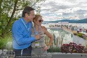 Beachvolleyball VIPs - Centrecourt Klagenfurt - Fr 01.08.2014 - Hans MAHR, Katja BURKHARDT20