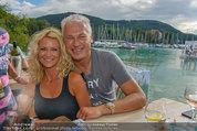 Beachvolleyball VIPs - Centrecourt Klagenfurt - Fr 01.08.2014 - Birgit und Toni POLSTER3