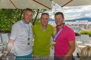 Beachvolleyball VIPs - Centrecourt Klagenfurt - Fr 01.08.2014 - Fritz STROBL, Toni SCHUTTI, Fritz STROBL4