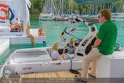 Beachvolleyball VIPs - Centrecourt Klagenfurt - Fr 01.08.2014 - Larissa MAROLT, Hannes JAGERHOFER8