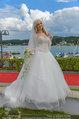 Lugner Verlobung - Casino Velden - Fr 01.08.2014 - Spatzi Cathy SCHMITZ106