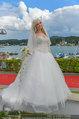 Lugner Verlobung - Casino Velden - Fr 01.08.2014 - Spatzi Cathy SCHMITZ107