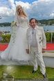 Lugner Verlobung - Casino Velden - Fr 01.08.2014 - Richard LUGNER, Spatzi Cathy SCHMITZ108