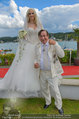 Lugner Verlobung - Casino Velden - Fr 01.08.2014 - Richard LUGNER, Spatzi Cathy SCHMITZ109