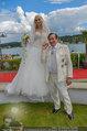 Lugner Verlobung - Casino Velden - Fr 01.08.2014 - Richard LUGNER, Spatzi Cathy SCHMITZ111