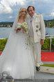 Lugner Verlobung - Casino Velden - Fr 01.08.2014 - Richard LUGNER, Spatzi Cathy SCHMITZ113