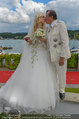 Lugner Verlobung - Casino Velden - Fr 01.08.2014 - Spatzi Cathy SCHMITZ, Richard LUGNER (Kussfoto)115