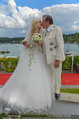 Lugner Verlobung - Casino Velden - Fr 01.08.2014 - Spatzi Cathy SCHMITZ, Richard LUGNER (Kussfoto)116