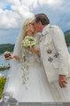 Lugner Verlobung - Casino Velden - Fr 01.08.2014 - Spatzi Cathy SCHMITZ, Richard LUGNER (Kussfoto)118