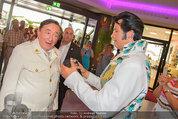 Lugner Verlobung - Casino Velden - Fr 01.08.2014 - Richard LUGNER wird gestyled26