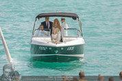 Lugner Verlobung - Casino Velden - Fr 01.08.2014 - Ankunft Spatzi Cathy SCHMITZ28