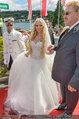 Lugner Verlobung - Casino Velden - Fr 01.08.2014 - Spatzi Cathy SCHMITZ mit Brautvater40