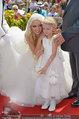 Lugner Verlobung - Casino Velden - Fr 01.08.2014 - Spatzi Cathy SCHMITZ mit ihrer Tochter Leonie42