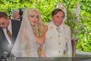 Lugner Verlobung - Casino Velden - Fr 01.08.2014 - Richard LUGNER, Spatzi Cathy SCHMITZ54