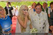 Lugner Verlobung - Casino Velden - Fr 01.08.2014 - Richard LUGNER, Spatzi Cathy SCHMITZ64