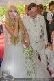 Lugner Verlobung - Casino Velden - Fr 01.08.2014 - Richard LUGNER, Spatzi Cathy SCHMITZ66