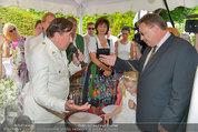 Lugner Verlobung - Casino Velden - Fr 01.08.2014 - Richard LUGNER, Spatzi Cathy SCHMITZ68