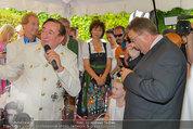 Lugner Verlobung - Casino Velden - Fr 01.08.2014 - Richard LUGNER, Spatzi Cathy SCHMITZ70