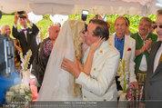 Lugner Verlobung - Casino Velden - Fr 01.08.2014 - Richard LUGNER, Spatzi Cathy SCHMITZ74
