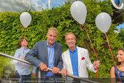 Lugner Verlobung - Casino Velden - Fr 01.08.2014 - Arthur WORSEG, Heribert KASPER81