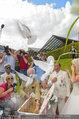 Lugner Verlobung - Casino Velden - Fr 01.08.2014 - Richard LUGNER, Spatzi Cathy SCHMITZ85