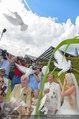 Lugner Verlobung - Casino Velden - Fr 01.08.2014 - Richard LUGNER, Spatzi Cathy SCHMITZ86