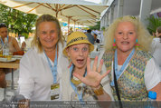 Beachvolleyball VIPs - Centrecourt Klagenfurt - Sa 02.08.2014 - Claudia HAIDER, Angelika SPIEHS, Marika LICHTER15