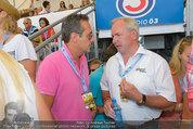 Beachvolleyball VIPs - Centrecourt Klagenfurt - Sa 02.08.2014 - HC Heinz-Christian STRACHE, Gerhard D�RFLER22