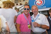 Beachvolleyball VIPs - Centrecourt Klagenfurt - Sa 02.08.2014 - HC Heinz-Christian STRACHE, Gerhard D�RFLER23