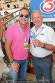 Beachvolleyball VIPs - Centrecourt Klagenfurt - Sa 02.08.2014 - HC Heinz-Christian STRACHE, Gerhard D�RFLER24