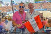 Beachvolleyball VIPs - Centrecourt Klagenfurt - Sa 02.08.2014 - HC Heinz-Christian STRACHE, Gerhard D�RFLER25