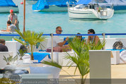 Beachvolleyball VIPs - Centrecourt Klagenfurt - Sa 02.08.2014 - Thomas MUSTER28