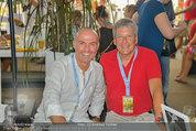 Beachvolleyball VIPs - Centrecourt Klagenfurt - Sa 02.08.2014 - Gerald KLUG, Peter KAISER31