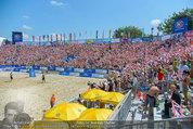 Beachvolleyball VIPs - Centrecourt Klagenfurt - Sa 02.08.2014 - Stadion4