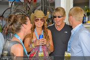 Beachvolleyball VIPs - Centrecourt Klagenfurt - Sa 02.08.2014 - Bettina ASSINGER, Dominic HEINZL47