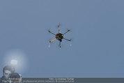 Beachvolleyball VIPs - Centrecourt Klagenfurt - Sa 02.08.2014 - Drohne, Kameradrohne, Luftbilder von oben5