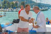Beachvolleyball VIPs - Centrecourt Klagenfurt - Sa 02.08.2014 - Thomas MUSTER, Gerald KLUG60