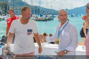 Beachvolleyball VIPs - Centrecourt Klagenfurt - Sa 02.08.2014 - Thomas MUSTER, Gerald KLUG61