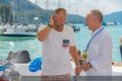 Beachvolleyball VIPs - Centrecourt Klagenfurt - Sa 02.08.2014 - Thomas MUSTER, Gerald KLUG63