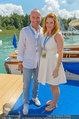 Beachvolleyball VIPs - Centrecourt Klagenfurt - Sa 02.08.2014 - Gerald KLUG mit Sandra (HRNJAK, schwanger)64