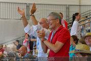 Beachvolleyball VIPs - Centrecourt Klagenfurt - Sa 02.08.2014 - Peter KAISER, Gerald KLUG7