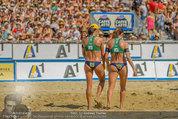 Beachvolleyball VIPs - Centrecourt Klagenfurt - Sa 02.08.2014 - Spielerinnenfoto, Actionfoto72