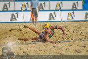 Beachvolleyball VIPs - Centrecourt Klagenfurt - Sa 02.08.2014 - Spielerinnenfoto, Actionfoto73