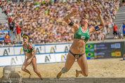 Beachvolleyball VIPs - Centrecourt Klagenfurt - Sa 02.08.2014 - Spielerinnenfoto, Actionfoto75