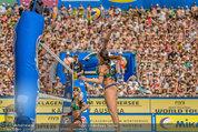 Beachvolleyball VIPs - Centrecourt Klagenfurt - Sa 02.08.2014 - Spielerinnenfoto, Actionfoto77