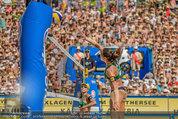 Beachvolleyball VIPs - Centrecourt Klagenfurt - Sa 02.08.2014 - Spielerinnenfoto, Actionfoto78