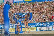 Beachvolleyball VIPs - Centrecourt Klagenfurt - Sa 02.08.2014 - Spielerinnenfoto, Actionfoto80
