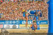 Beachvolleyball VIPs - Centrecourt Klagenfurt - Sa 02.08.2014 - Spielerinnenfoto, Actionfoto83