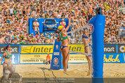 Beachvolleyball VIPs - Centrecourt Klagenfurt - Sa 02.08.2014 - Spielerinnenfoto, Actionfoto89
